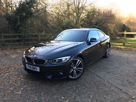 2014 BMW 420D M Sport Auto - Loaded with Options - Good Condition - Long MOT