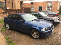 BMW 316i SE Saloon, Petrol, Manual in great condition.. MOT till Sep-17