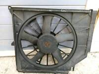 Genuine BMW e46 330i radiator fan