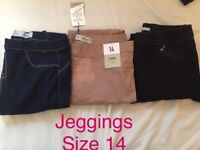 Jeggings size 14
