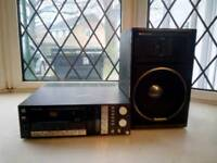 Technics cassette receiver SA-K6L