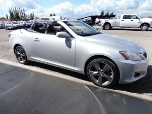 2010 Lexus IS250C Leather Bluetooth No Accidents