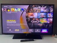 "Samsung 40"" led hd smart tv"