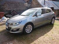 Vauxhall Astra Excite, 5 door, 1.6, petrol