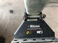 Rhino roof bars for vans