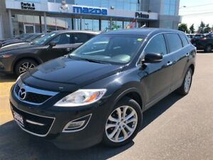2012 Mazda CX-9 GT, NAVI, LEATHER, AWD, V6
