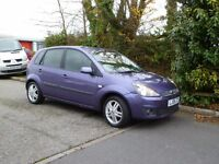 FORD FIESTA 1.4 GHIA, 5 Door, just 75k, 12 Months Mot, Full Leather, A/C ANY TRIAL, PX WELCOME