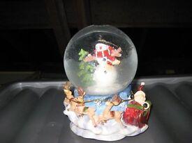 Selection off Christmas Deco's