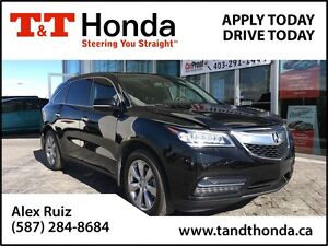 2015 Acura MDX **C/S**No Accidents, Back-Up Camera, Heated Seats