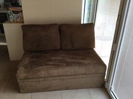 John Lewis Two Seater Sofa Bed