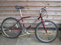 Classic Mountain Bike - Specialized Hard Rock Sport - 1997