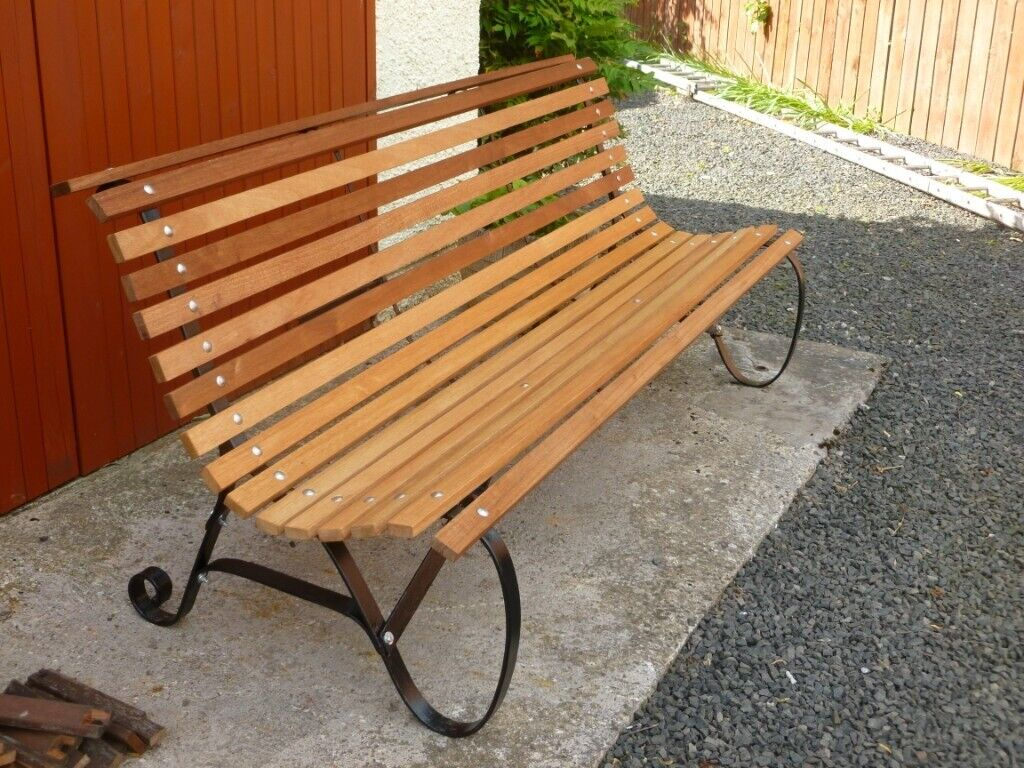 Incredible Refurbished Garden Bench In Perth Perth And Kinross Gumtree Caraccident5 Cool Chair Designs And Ideas Caraccident5Info