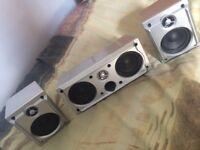 Goodmans surround sound speakers