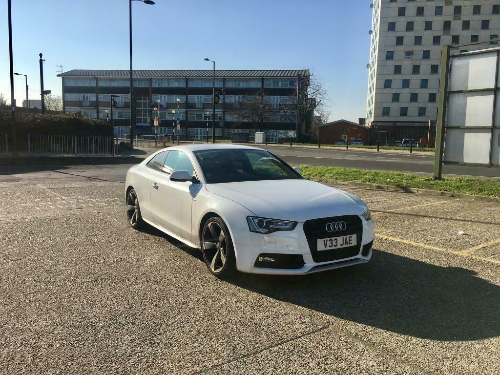 2012 Audi A5 20 Tfsi S Line Black Edition Only 50k Mileage