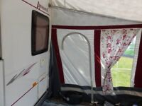 bradcot porch awning see photoes for fitting to your van