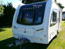 Coachman VIP 460 Touring Caravan