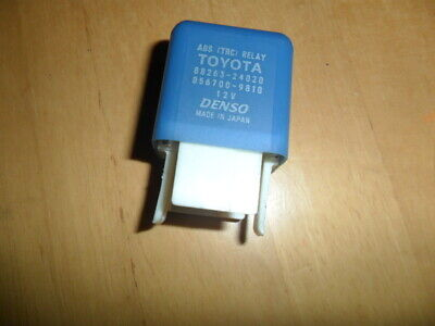 Toyota Lexus Grey Relay 90987-02025 156700-2540 Celica Denso