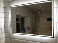 **NEW Bathroom mirror de mister RRP£ 200