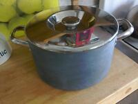 Aga cooking pan