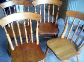 4 Dining Chairs