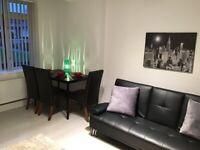 1 bed ground floor garden apartment