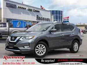 2018 Nissan Rogue S - Back Up Cam, Htd Seats, Blue tooth, AWD