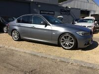 2009 59 BMW 320D M SPORT BUISNESS EDITION ..... P/X WELCOME ..... 3 MONTHS WARRENTY