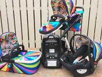 Cosatto Giggle full travel system