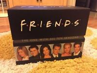 Friends complete series 1-10 DVD box set