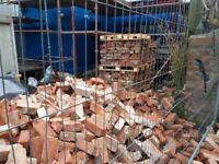 Handmade reclaimed victorian bricks can deliver