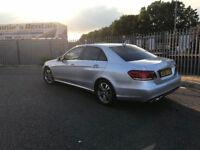 Mercedes-Benz E Class E300 Bluetec Hybrid 2013