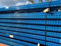 POLYPAL INDUSTRIAL COMMERCIAL WAREHOUSE PALLET RACKING BAY (Brentwood Branch)