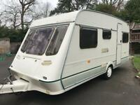 Fleetwood crystal 5 berth with awning