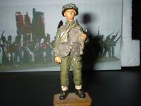DEL PRADO SERGEANT ROYAL WINNIPEG RIFLES CANADA 1944