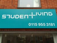 Receptionist for Student Lettings