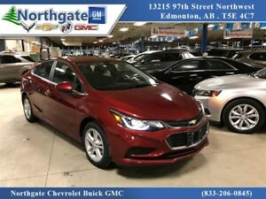 2017 Chevrolet Cruze LT Sunroof Heated Seats Finance Available