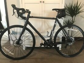 Road bike for sale, Fuji Tread 1.3 58inch frame, Immaculate as new condition with extras