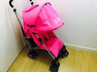 Zeta Vooom - Raspberry Pink