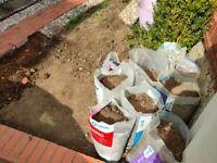 Top Soil Topsoil Bagged Up or Loose