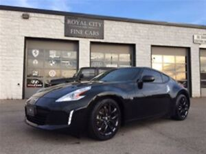 2016 Nissan 370Z Blacked out Z  332hp Manual