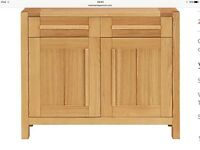 Marks and Spencer's 2 drawer sideboard wanted
