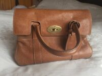Mulberry Bayswater Satchel - Oak Natural Leather, £325