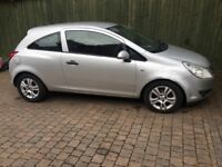 CHEAP NEED GONE 2008 Vauxhall Corsa
