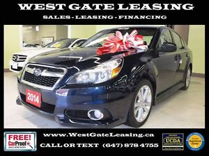 2014 Subaru Legacy PREMIUM AWD | ONE OWNER |