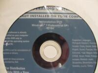 Windows 7 Pro SP1 Reinstallation DVD (32-Bit) Kiel - Hassee-Vieburg Vorschau