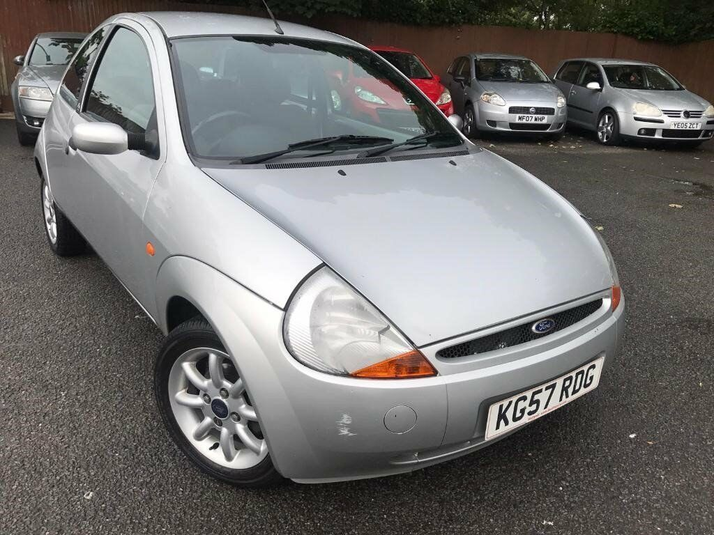Plate Ford Ka   Petrol One Year Mot New Clutch Very Strong Service History