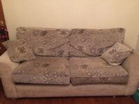 Large comfy sofa bed