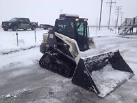 Snow Removal Regina | Snow Hauling Regina | Bobcat Snow Removal