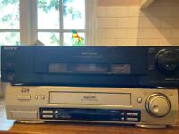 Sony and JVC VHS Recorders - Spares or Repairs