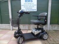 mobility scooter kymco mini forU 4mph carboot scooter, in excellent condition